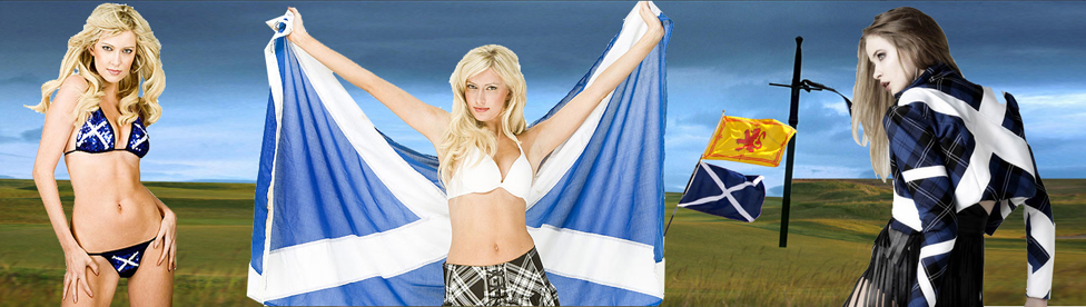Promote the  St Andrew's Day