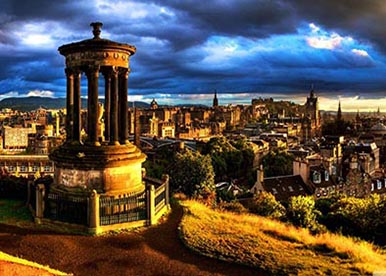 Edinburgh_Scenery