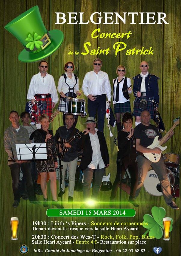 Affiche_St Patrick Belgentier
