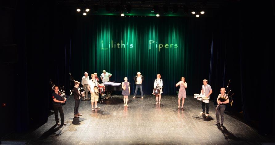 Cocktail Musical 21 MAI 2016 LES AMIS DE LAURENCE THEATRE DES ARTS LE PRADET LILITH'S PIPERS CORNEMUSE ECOSSAISE TOULON VAR MUSIQUE CELTIQUE